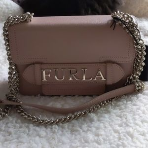 Nwt furla crossbody / shoulder bag